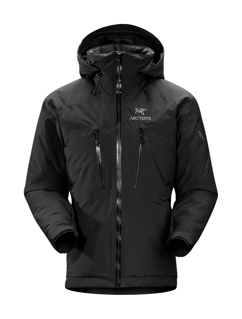 Arcteryx Black Fission SV Jacket