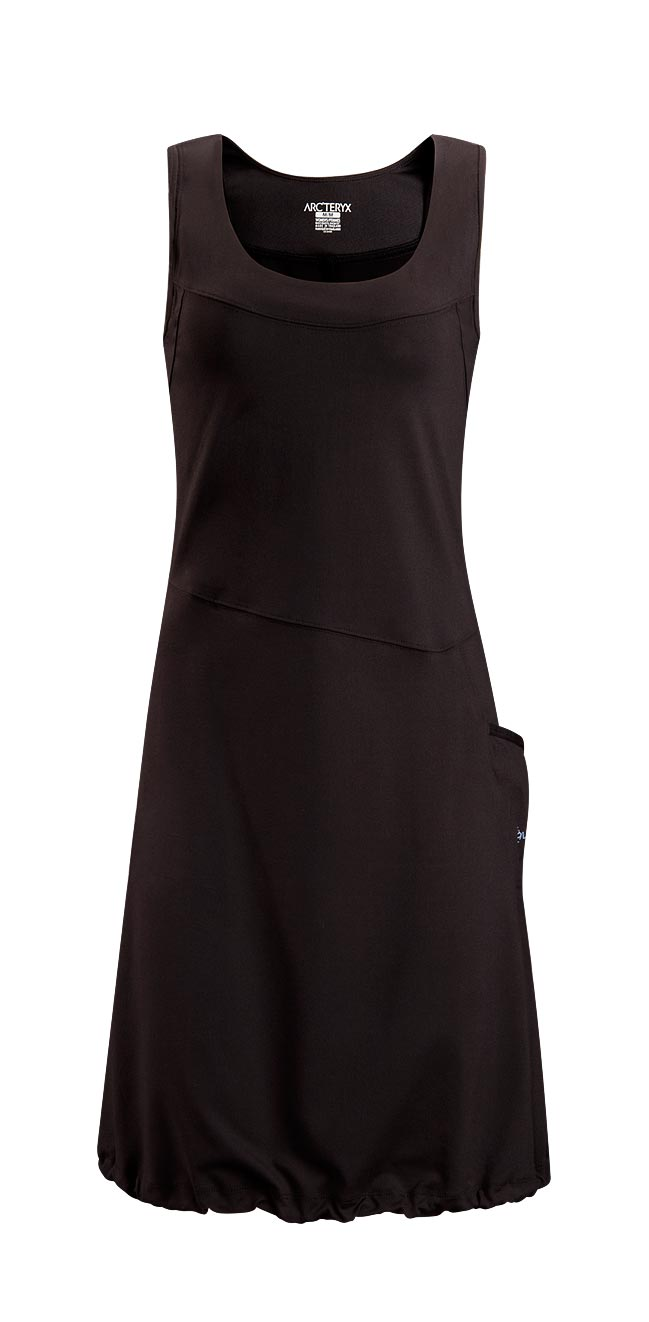 Arcteryx Black Corbela Dress - New